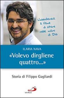 Capturtokyoedition.it «Volevo dirgliene quattro...». Storia di Filippo Gagliardi Image