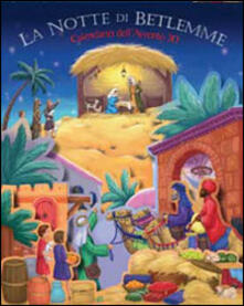 Camfeed.it La Notte di Betlemme. Calendario d'avvento 3D Image