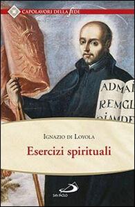 Libro Esercizi spirituali Agostino (sant')