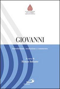 Libro Giovanni. Introduzione, traduzione e commento