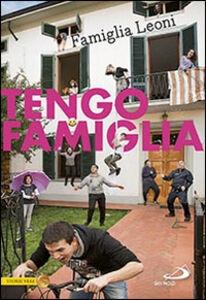 Foto Cover di Tengo famiglia. Famiglia Leoni, Libro di  edito da San Paolo Edizioni