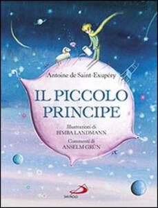 Foto Cover di Il Piccolo Principe, Libro di Antoine de Saint-Exupéry, edito da San Paolo Edizioni