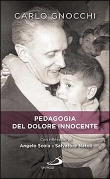 Pedagogia del dolore innocente.pdf