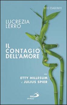 Equilibrifestival.it Il contagio dell'amore. Etty Hillesum e Julius Spear Image