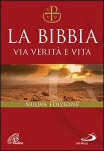 Foto Cover di Bibbia pocket. Testo CEI, Libro di  edito da San Paolo Edizioni