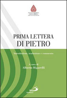 Voluntariadobaleares2014.es Prima lettera di Pietro. Introduzione, traduzione e commento Image