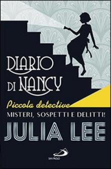 Voluntariadobaleares2014.es Diario di Nancy piccola detective. Misteri, sospetti e delitti! Image