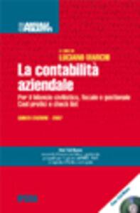 Libro La contabilità aziendale. Con CD-ROM