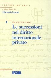 Successioni nel diritto internazionale privato