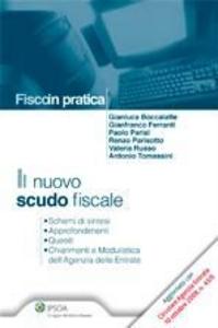 Libro Il nuovo scudo fiscale
