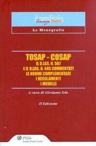 Libro Tosap-Cosap
