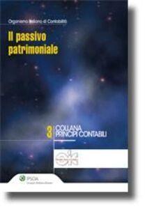 Foto Cover di Il passivo patrimoniale, Libro di  edito da Ipsoa