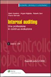 Internal auditing. Una professione in continua evoluzione