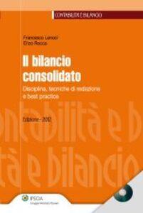 Libro Bilancio consolidato. Con CD-ROM Francesco Lenoci , Enzo Rocca
