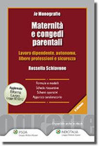 Libro Maternità e congedi parentali Rossella Schiavone