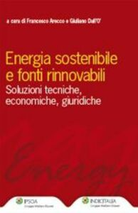 Foto Cover di Energia sostenibile e fonti rinnovabili, Libro di  edito da Ipsoa