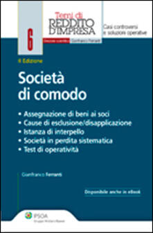 Listadelpopolo.it Società di comodo Image