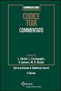 Libro Codice Tuir