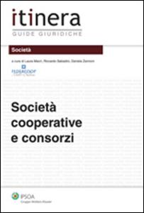 Libro Società cooperative e consorzi