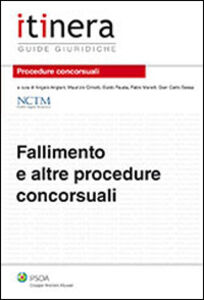 Libro Fallimento e altre procedure concorsuali