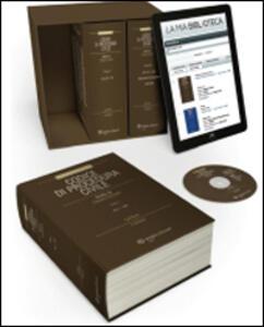 Codice di procedura civile commentato. Con CD-ROM
