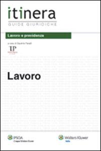 Foto Cover di Lavoro, Libro di  edito da Ipsoa