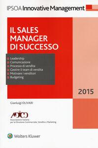 Libro Il sales manager di successo Gianluigi Olivari