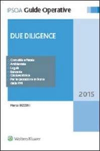 Libro Due diligence Marco Fazzini