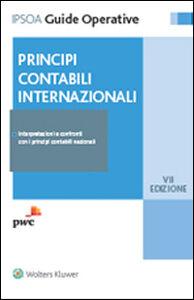 Libro Principi contabili internazionali