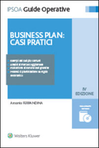 Libro Business plan. Casi pratici. Con CD-ROM Antonio Ferrandina