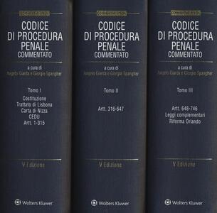 Codice di procedura penale commentato. Con Contenuto digitale per download e accesso on line