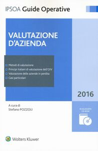 Libro Valutazione d'azienda. Con CD-ROM