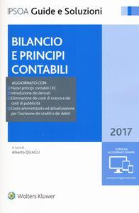 Bilancio e principi contabili. Con Contenuto digitale per download e accesso on line