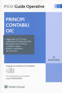 Principi contabili OIC. Con Contenuto digitale per download e accesso on line