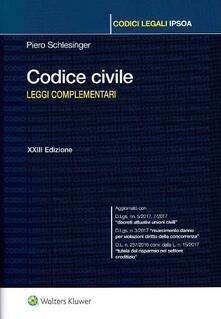 Codice civile. Leggi complementari.pdf