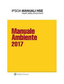 Manuale Ambiente 2017 - Aa.vv. - ebook