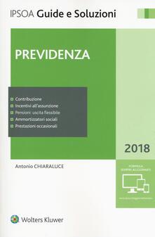 Previdenza. Con aggiornamento online.pdf