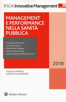 Management e performance nella sanità pubblica 2018. Con e-book.pdf