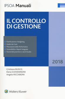 Il controllo di gestione.pdf