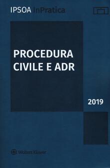Warholgenova.it Procedura civile e ADR. Con ebook Image