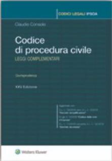 Camfeed.it Codice di procedura civile. Leggi complementari Image