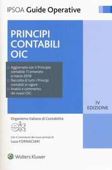 Grandtoureventi.it Principi contabili OIC. Con e-book Image