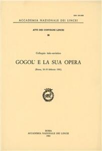 Gogol' e la sua opera