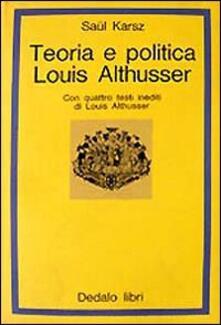 Voluntariadobaleares2014.es Teoria e politica: Louis Althusser Image