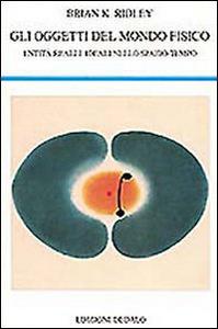 Libro Gli oggetti del mondo fisico. Entità reali e ideali nello spazio-tempo Brian K. Ridley