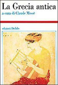 Foto Cover di La Grecia antica, Libro di  edito da Dedalo