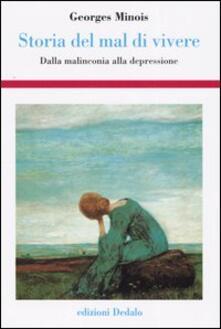 Daddyswing.es Storia del mal di vivere. Dalla malinconia alla depressione Image