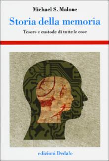 Grandtoureventi.it Storia della memoria. Tesoro e custode di tutte le cose Image
