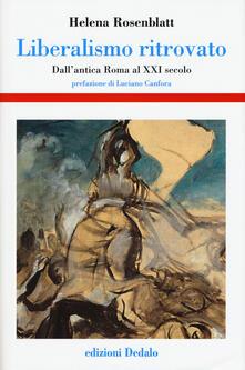 Winniearcher.com Liberalismo ritrovato. Dall'antica Roma al XXI secolo Image