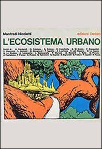 Libro L' ecosistema urbano